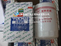 XCMG spare parts-loader- LW300F-oil filter-640-1012210A
