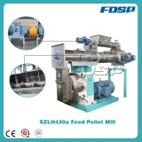 Competitive price SZLH420 livestock and poultry feed ring die pellet mill