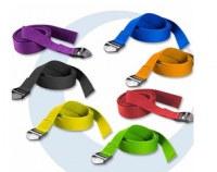 sangles de yoga / ceintures de yoga