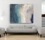 Abstract House Decoration Wall Art Oil Paintings On Canvas