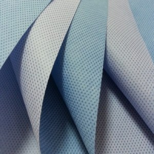 Sterilization non-woven wrap materials
