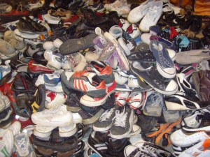 Chaussures d´occasion