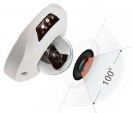 5.0MP@30fps Network IR Dome Cameras
