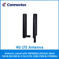 High Quality Sma Antenna 4G LTE SMA Male Rubber antenna
