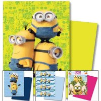 Couettes Minions 140x200