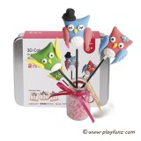 3D Colored Clay-Backup Pen