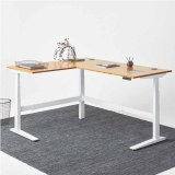 Three Motor Three Legs Electric Height Adjustable Standing Desk