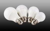LED Plastic mixed Aluminum Bulb ,3W-12W , E27/B22 ,CE&ROHS