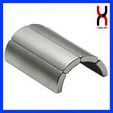 High Quality Customized Irregular Shaped Neodymium Magnet Arc Magnet