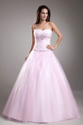 Pink Quinceanera Dresses
