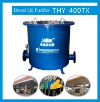 Efficient diesel oil purifier THY-400TX