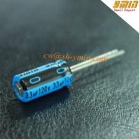 High Temperature Capacitor Radial Type