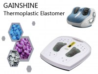 Wearable Thermoplastic Elastomer for Massager