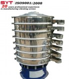 Low price good quality rotary vibrating screen