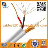 Câble de sécurité CCTV Système RG59 / U et le cordon siamois