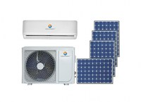 Hybrid Solar Air Conditioner Overview