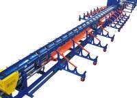 Rebar Shearing Machine Line