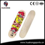 HS-X01 Canadian Maple Skateboard Deck