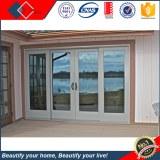 Double vitrage construit en stores de portes et fenêtres en aluminium bureau allemand partage mat...