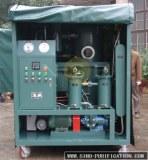 Transformateur purificateur d'huile de la Chine Alibaba Or Fournisseu