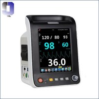 Équipements de thérapie d'examen de JQ-6213 Moniteur patient d'urgence d'ambulance