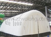Professional supply giant inflatable tent