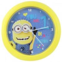 Horloges murale Minions 25.5x3.5