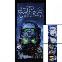 6x Serviettes de plage Star Wars 70x140