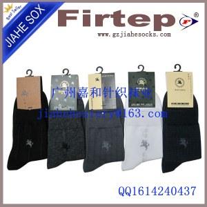 Personnalisé les hommes d'affaires de coton chaussettes top qualité hommes robe chaussettes