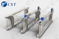 Airport Double Locking Servo Speed Gate CXT-AST3