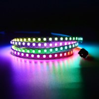 sk6805-2427 rgb and high brightness flexible smd led