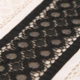 Nylon Jacquard Lace Used In Women Clothes
