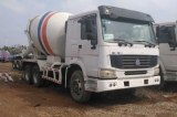 Refurbished Concrete Mixer Truck