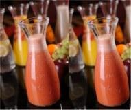 Les récipients à boisson en verre