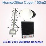 2G 4G 900 2600MHz Dual Band Signal Booster