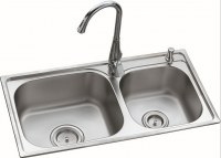 stainless steel sink DORJ/Tseries