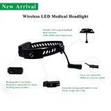 Nouveau phare médical sans fil projecteur ENT