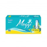Tampons Meggi active Super 16