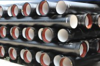 Ductile Cast Iron Pipe of DN80-DN1200