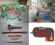 Cheap hot sell conduit snake rod duct rodder