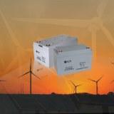 SAJ VRLA battery, 12V AGM&Gel mixed Lead acid battery, Solar PV system_Sacred Sun_Energ...