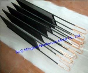 Grade 1, 2, 3 mixed metal oxides (MMO) Titanium anode