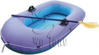 PVC inflatable floating sailing boat for kids