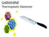 Environmentally friendly Thermoplastic Elastomer for knife