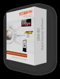 DSM80 Digital Signage Software