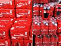 Coca Cola Sprite Fanta