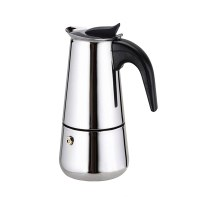 Herzberg HG-5022 : Machine à expresso 4 tasses