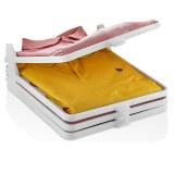Herzberg HG-L659 : Organisateur de placard et dossier pour chemises