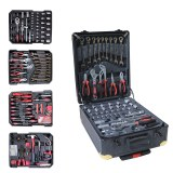 Kraft Muller KM-326: Ensemble D'outils de 326 Pièces Avec clé à Cliquet Et étui En Alum...