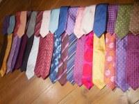 Destockage de France - Lot de cravates de grandes marques